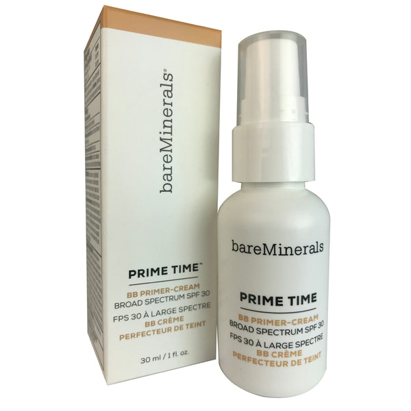 BareMinerals Prime Time BB Primer-Cream SPF 30 1.0 oz Light
