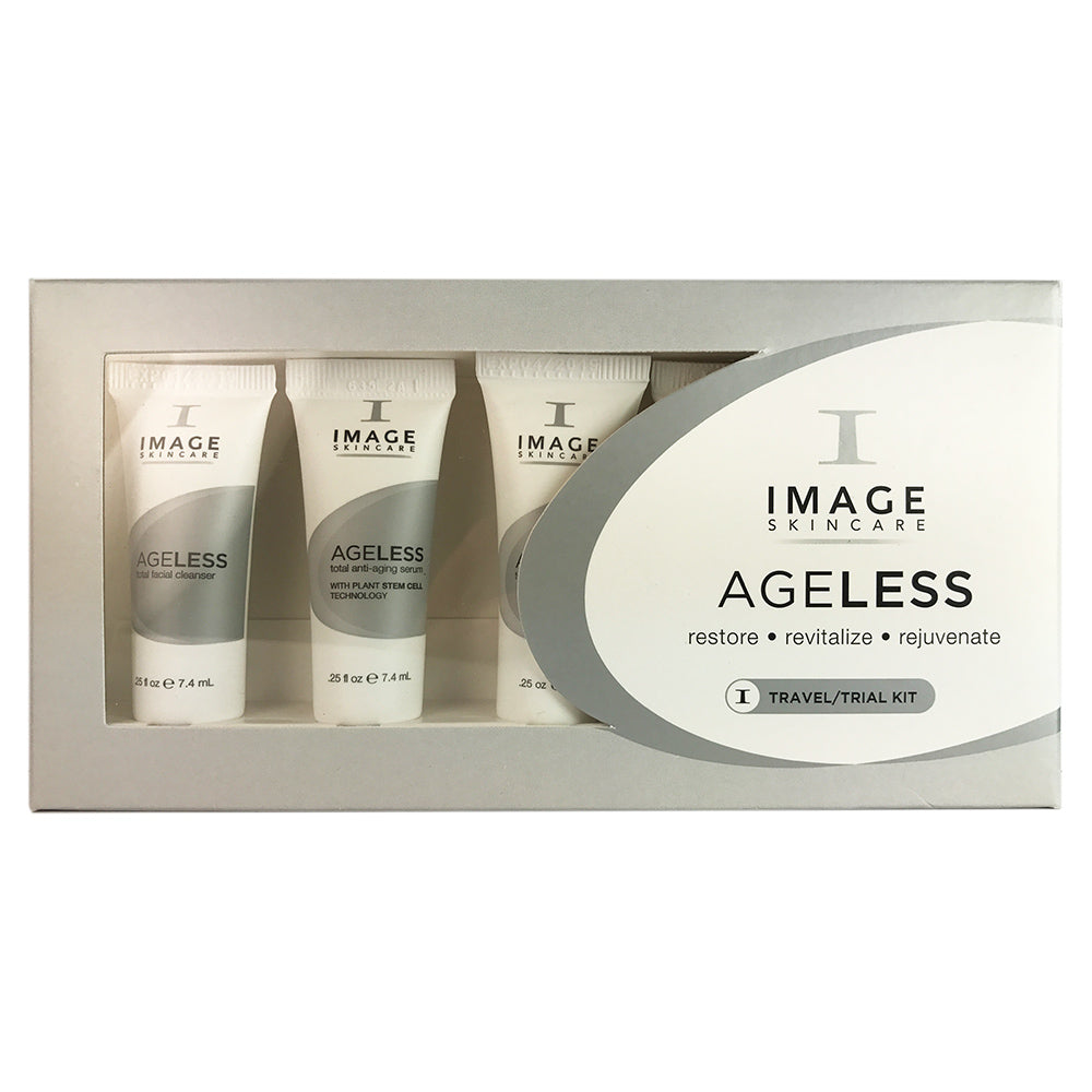 Image Ageless Travel trial Kit Restore+Revitalize+Rejuvenate