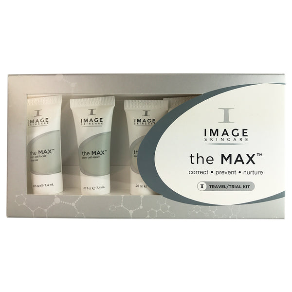 Image The Max Travel trial Kit Cleanse Vital C+Masque+Repair Creme
