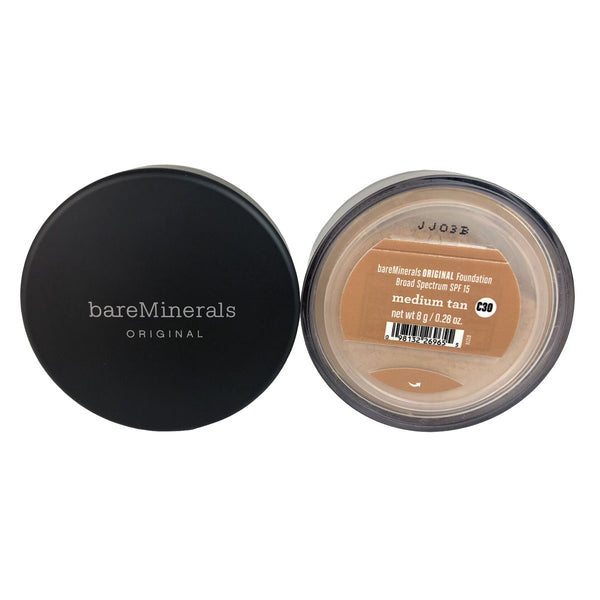 BareMinerals Original Foundation SPF 15 .28 oz Medium Tan 18