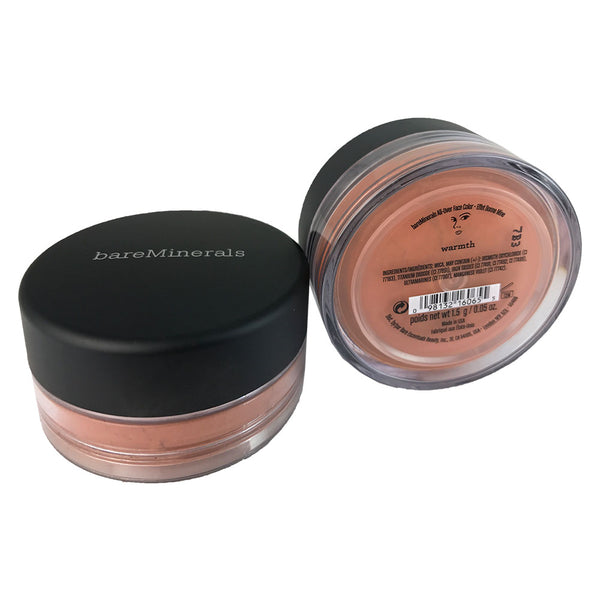 BareMinerals All-Over Face Powder - Warmth Color .05 oz / 1.5 g