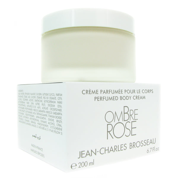 Ombre Rose L'Original by Jean Charles Brosseau 6.7 oz Body Cream