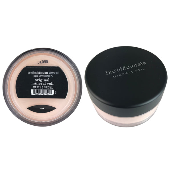 BareMinerals ORIGINAL Mineral Veil Finishing Face Powder Original SPF 25 0.21 oz