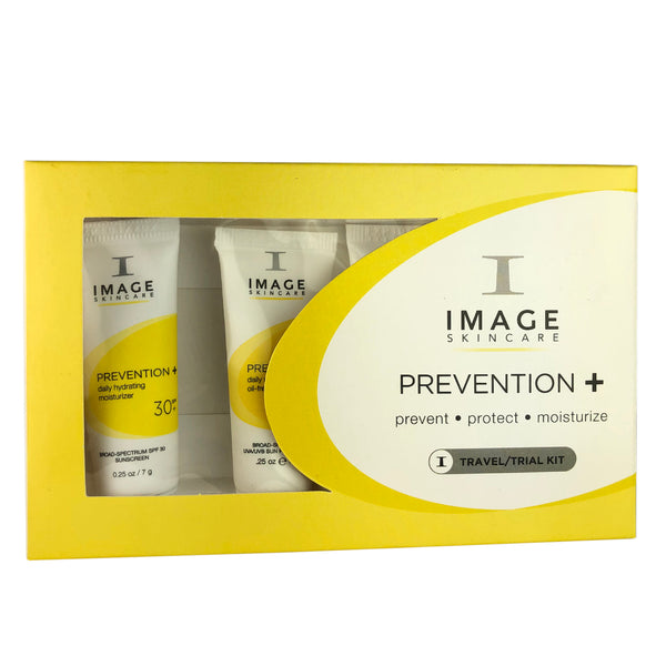 Image Prevention Travel/Trial Kit 4 x 0.25 oz Daily Defence Against Sun, Pollution, Stress and Smoke.