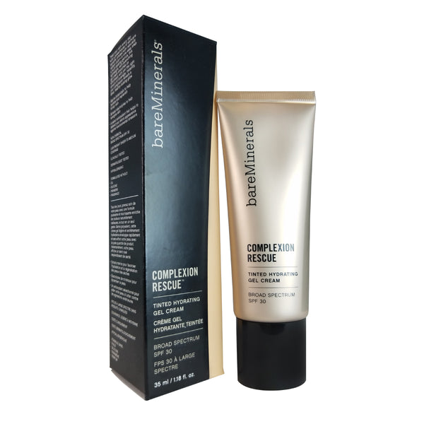 BareMinerals Complexion Rescue Tinted Hydrating Gel Cream Vanilla 02  1.18 oz