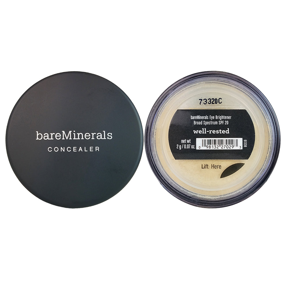 BareMinerals Powder Concealer Well Rested Eye Brightener SPF 20 2 g/.07oz