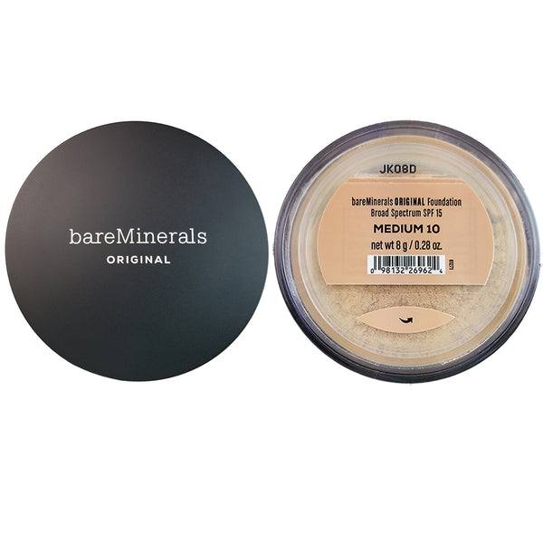 BareMinerals Face Original Foundation SPF 15 Medium 10 8g/0.28 oz