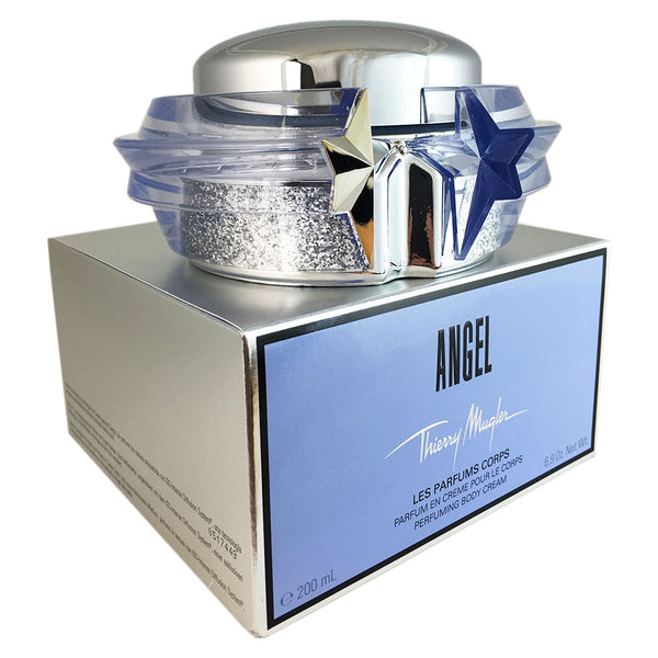 Angel for Women by Thierry Mugler 6.9 oz Perfuming Body Cream