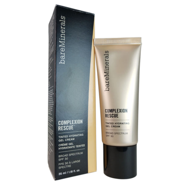 BareMinerals Complexion Rescue Tinted Hydrating Gel Cream Ginger # 06 - 1.18 oz