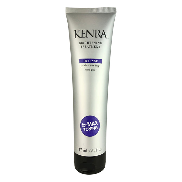 Kenra Brightening Treatment Intense Violet Toning Masque for Max Hair Toning 5 oz