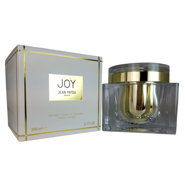 Joy for Women by Jean Patou 6.7 oz Body Cream