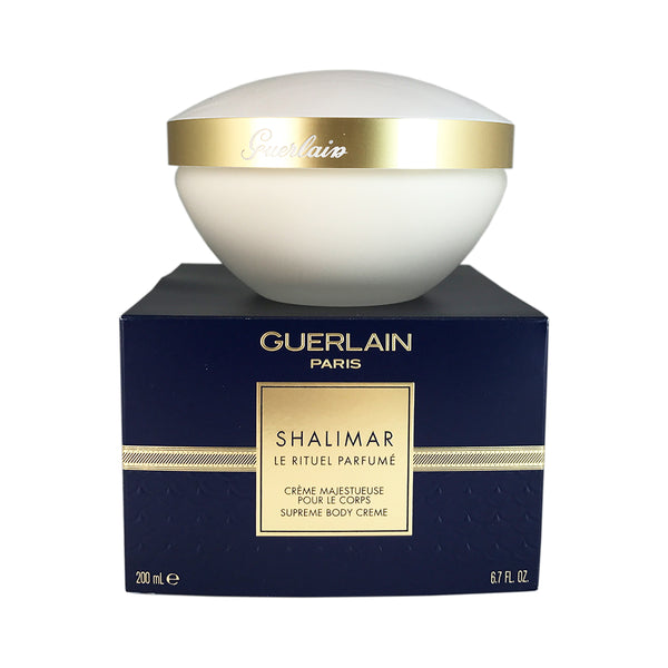 Shalimar For Women By Guerlain 6.7 oz Supreme Body Creme