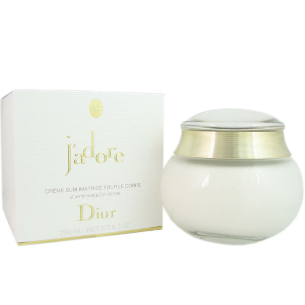 J'adore for Women by Christian Dior 6.8 oz Body Creme
