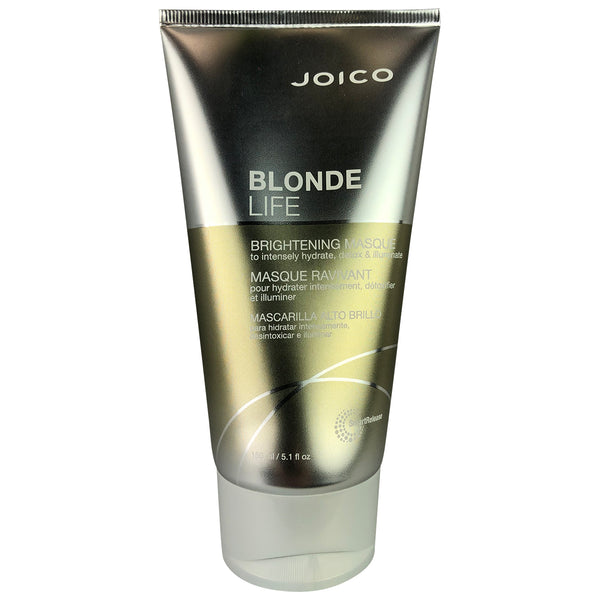 Joico Blonde Life Brightening Hair Masque that Intensely Hydrates Detoxes & Illuminates 5.1 oz