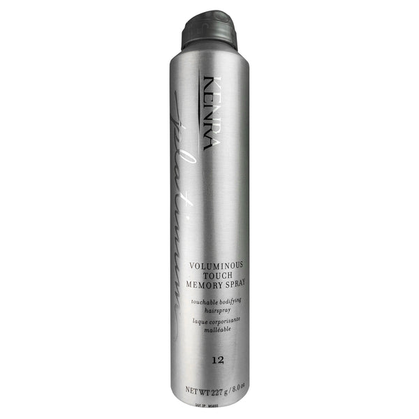 Kenra Platinum Voluminous Touch Memory Spray #12 8 oz