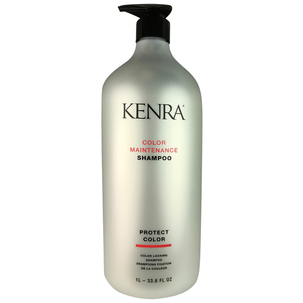 Kenra Color Maintenance Shampoo Gentle to Help Preserve Color 33.8 oz