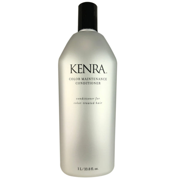 Kenra Maintenance Conditioner  Silk Protein for Color Treated Hair 33.8 oz
