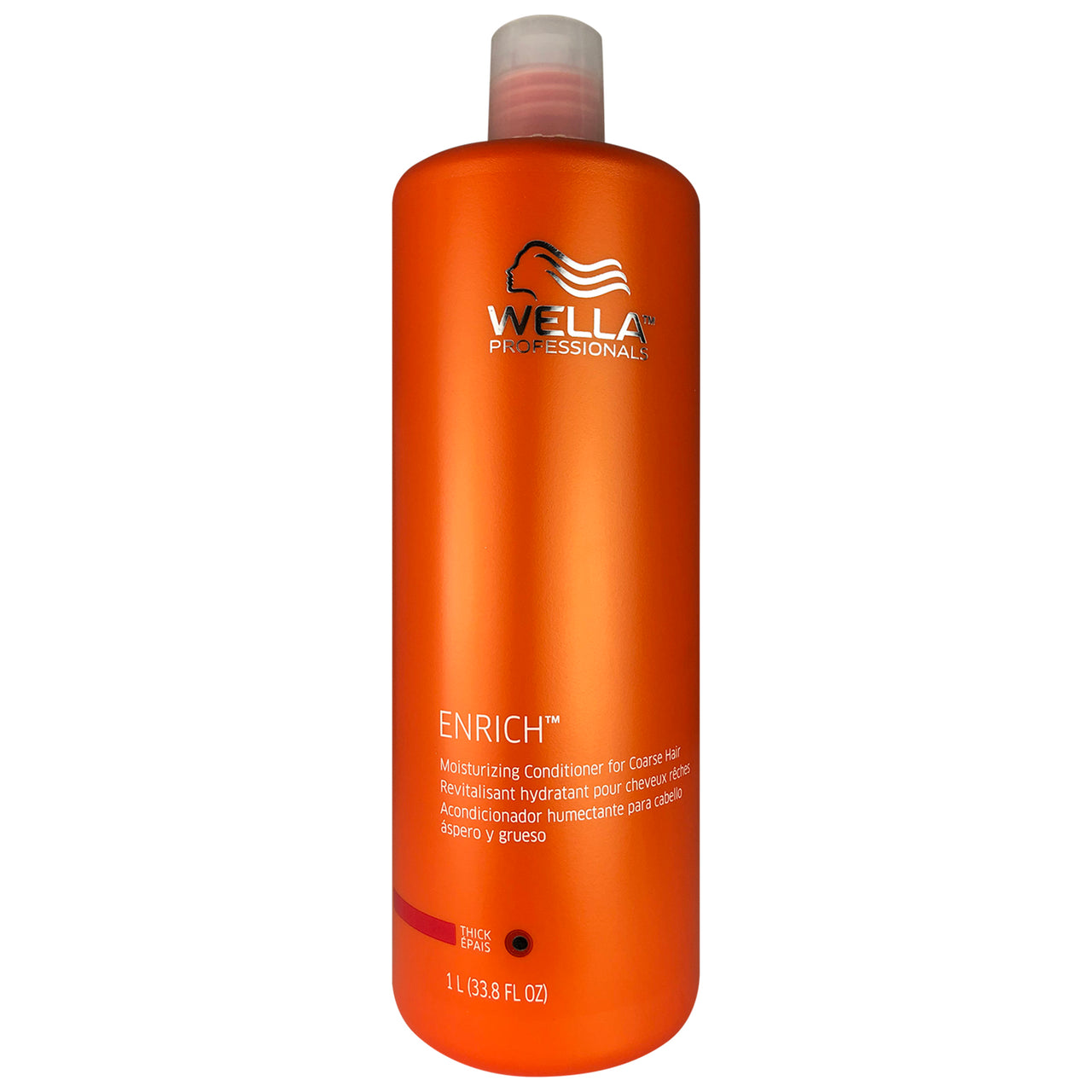 Wella Professionals Enrich Moisturizing Conditioner for Coarse Hair 33.8 oz