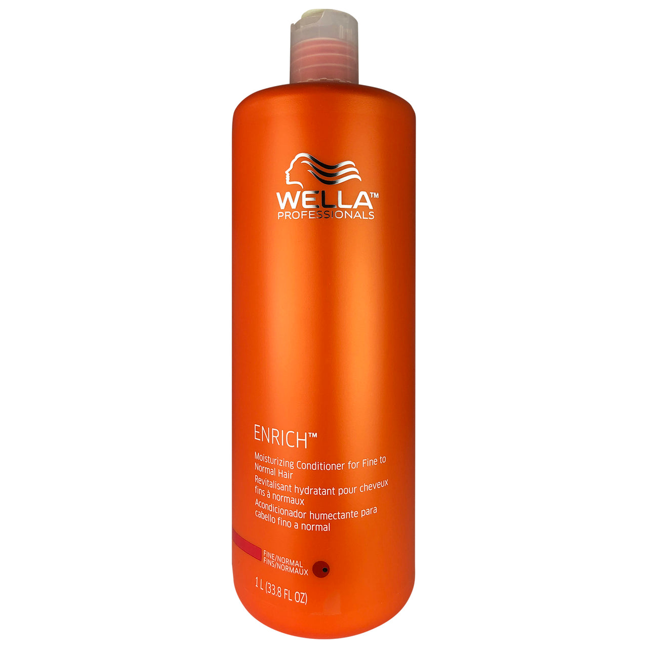 Wella Enrich Moisturizing Conditioner for Fine to Normal Hair 33.8 oz