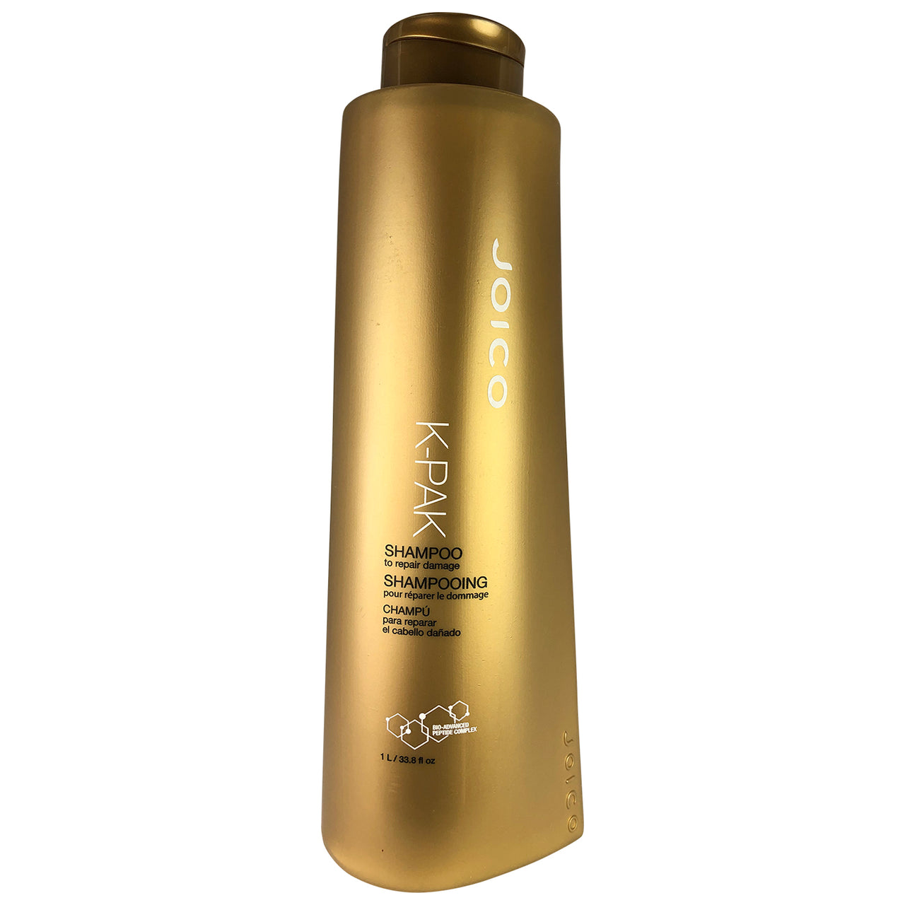 Joico K-Pak Shampoo Repairs Damaged Hair 33.8 oz
