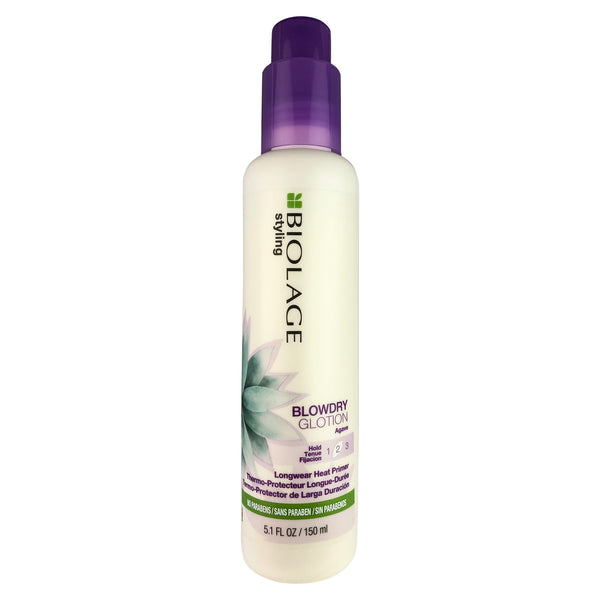 Matrix Biolage Blowdry GLotion Agave Hold #2 5.1 oz Longwear Heat Primer