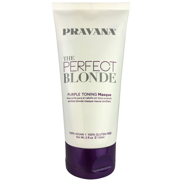Pravana The Perfect Blonde Purple Toning Hair Mask 5 oz.