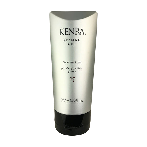 Kenra Styling Hair Gel #17 For Firm Hold For All Hair Types 6 oz