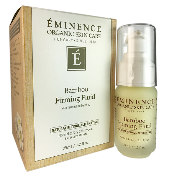 Eminence Bamboo Firming Fluid for Face 1.2 oz