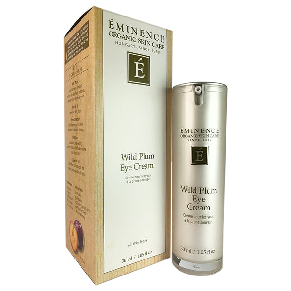 Eminence Wild Plum Eye Cream 1.05 oz