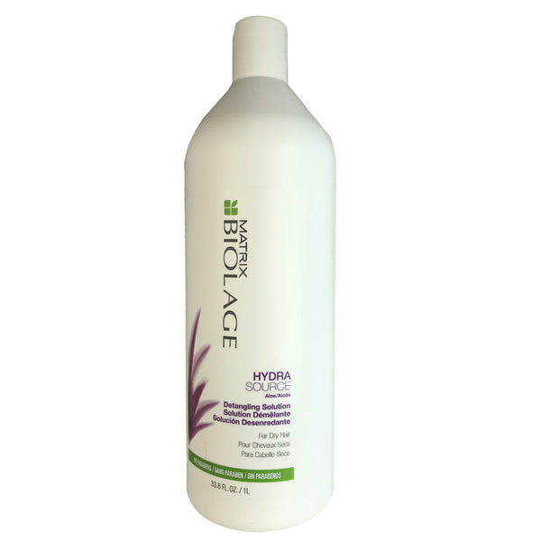 Matrix Biolage Hydrasource Detangling Solution 1 Liter