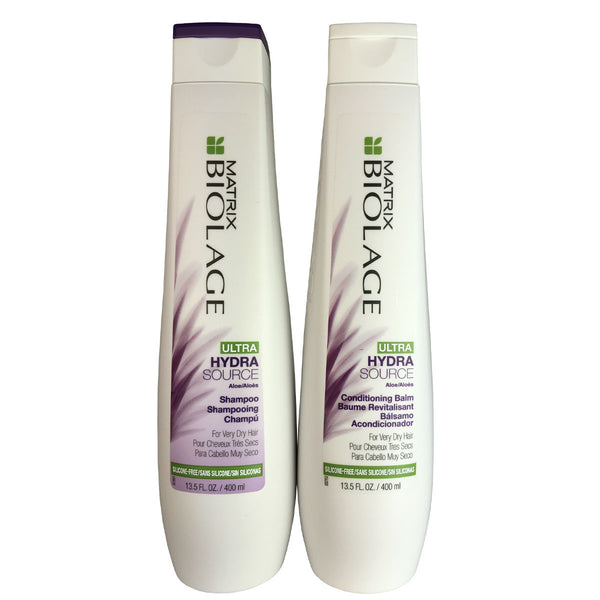 Matrix Biolage Ultra Hydrasource Duo 13.5 oz Each