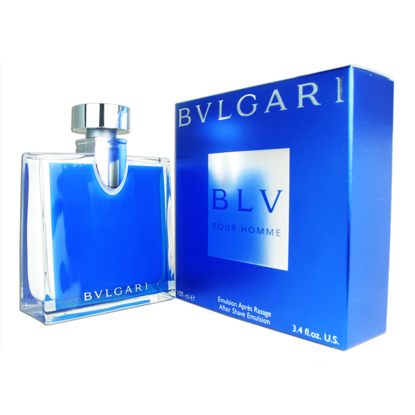 BLV For Men By Bvlgari 3.4 oz After Shave Emulsion