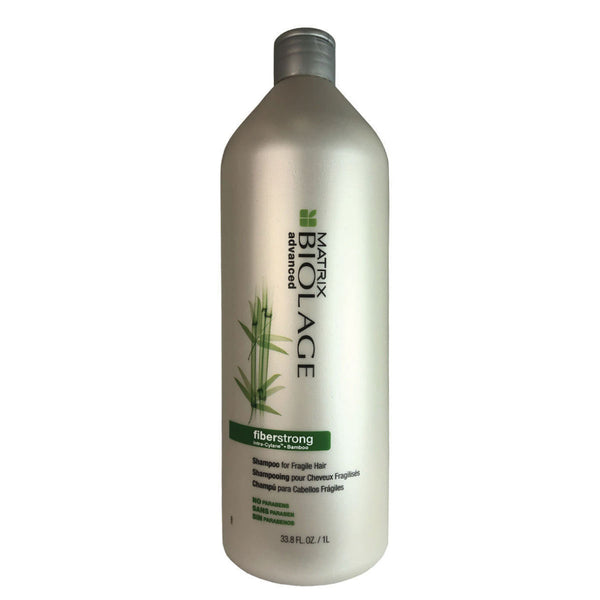 Matrix Biolage Fiberstrong Hair Shampoo For Fragile Hair 33.8 oz.