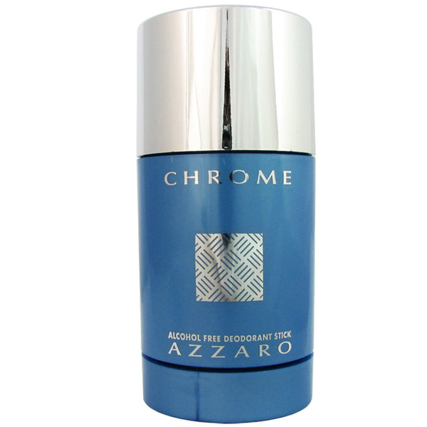 Azzaro Chrome for Men by 2.7 oz Deodorant Stick
