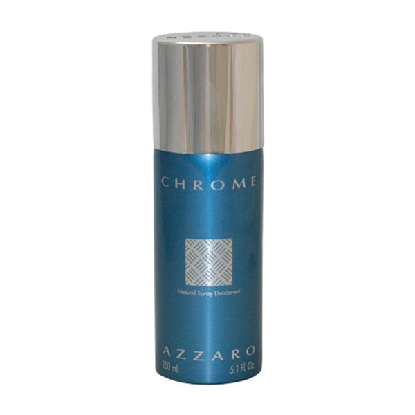 Azzaro Chrome for Men 5.0 oz Deodorant Spray