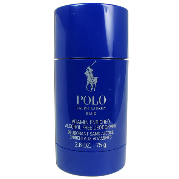 Polo Blue by Ralph Lauren 2.6 oz Alcohol Free Deodorant