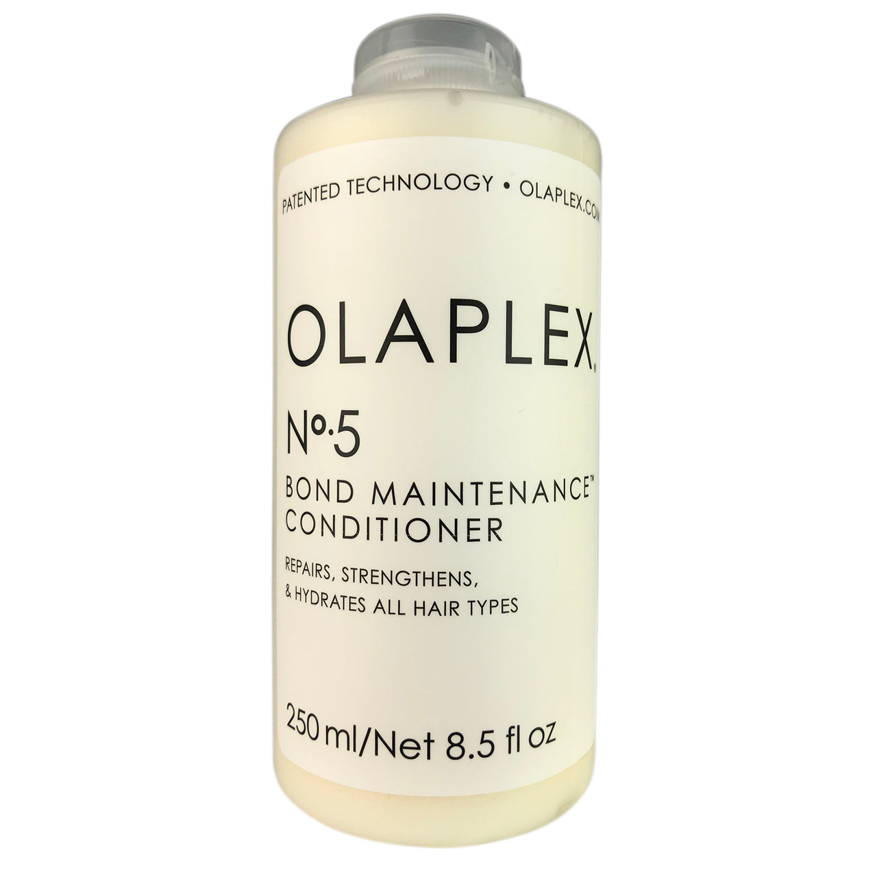 Olaplex No. 5 Bond Maintenance Conditioner 8.5 oz. Made without sulfates, parabens or gluten . Vegan. Color-safe.