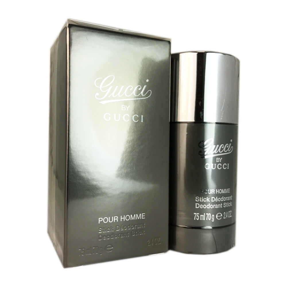 Gucci By Gucci Pour Homme for Men Deodorant Stick 2.4 oz - Two
