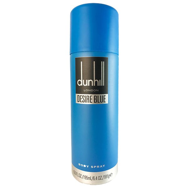 Desire Blue by Dunhill Body Spray For Men 6.4 oz