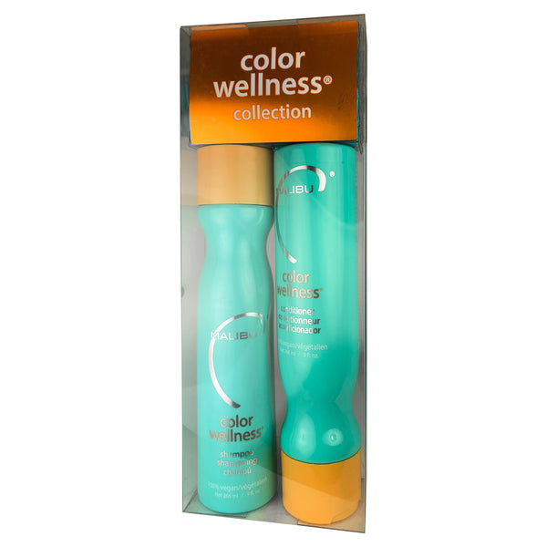 Malibu Color Wellness Collection Kit Shampoo & Conditioner DUO 9 oz