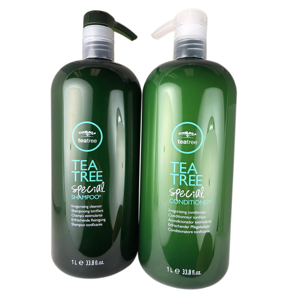 Paul Mitchell Tea Tree Special Shampoo & Conditioner Duo 33.8 oz ea