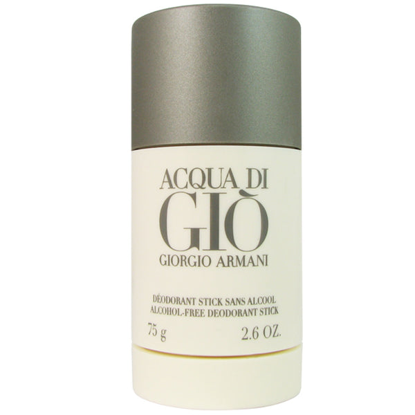 Acqua Di Gio for Men by Giorgio Armani 2.5 oz Alcohol Free Deodorant Stick