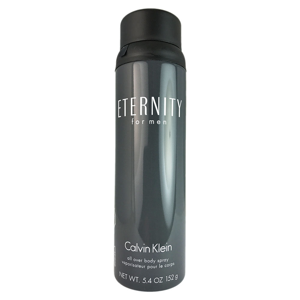 Eternity for Men By Calvin Klein 5.4 oz Body Spray