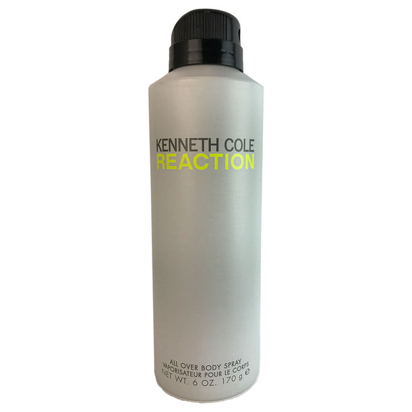 Kenneth Cole Reaction For Him 6 oz All Over Body Spray