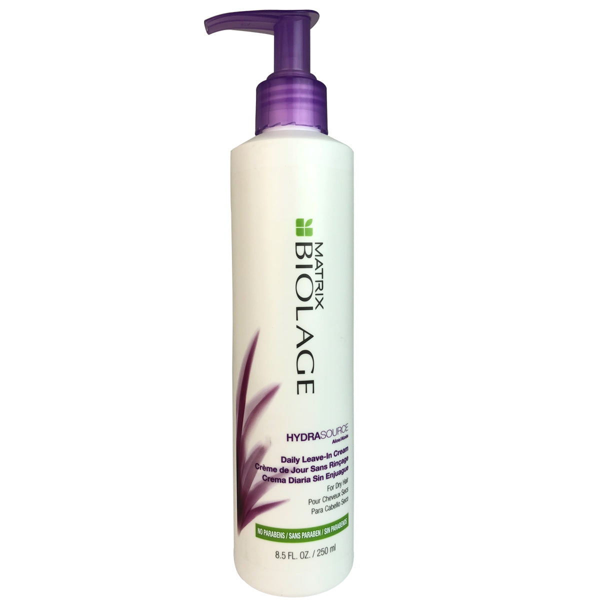 Matrix Biolage Hydrasource Daily Leave-In Cream for Dry Hair 8.5 oz