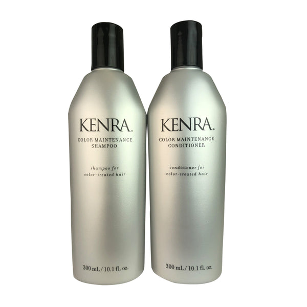 Kenra Color Maintenance Shampoo & Conditioner Duo for Colored Treated Hair 10.1 oz
