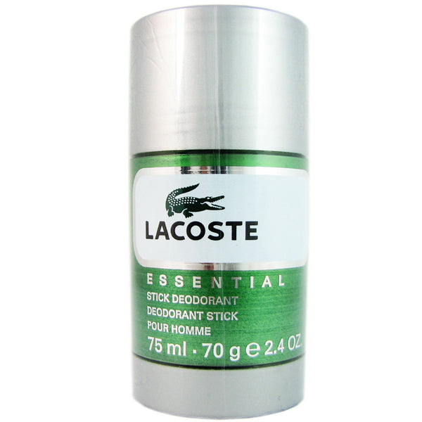 Lacoste Essential for Men 2.4 oz Deodorant Stick Pour Homme