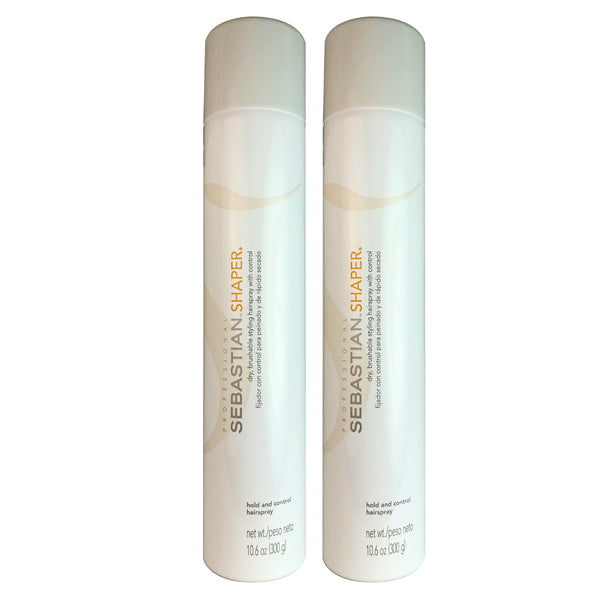 Sebastian Shaper HairSprayay 10.6 oz-TWO