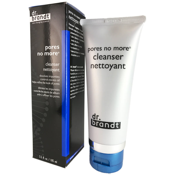 Dr. Brandt Pores No More Face Cleanser 3.5 oz