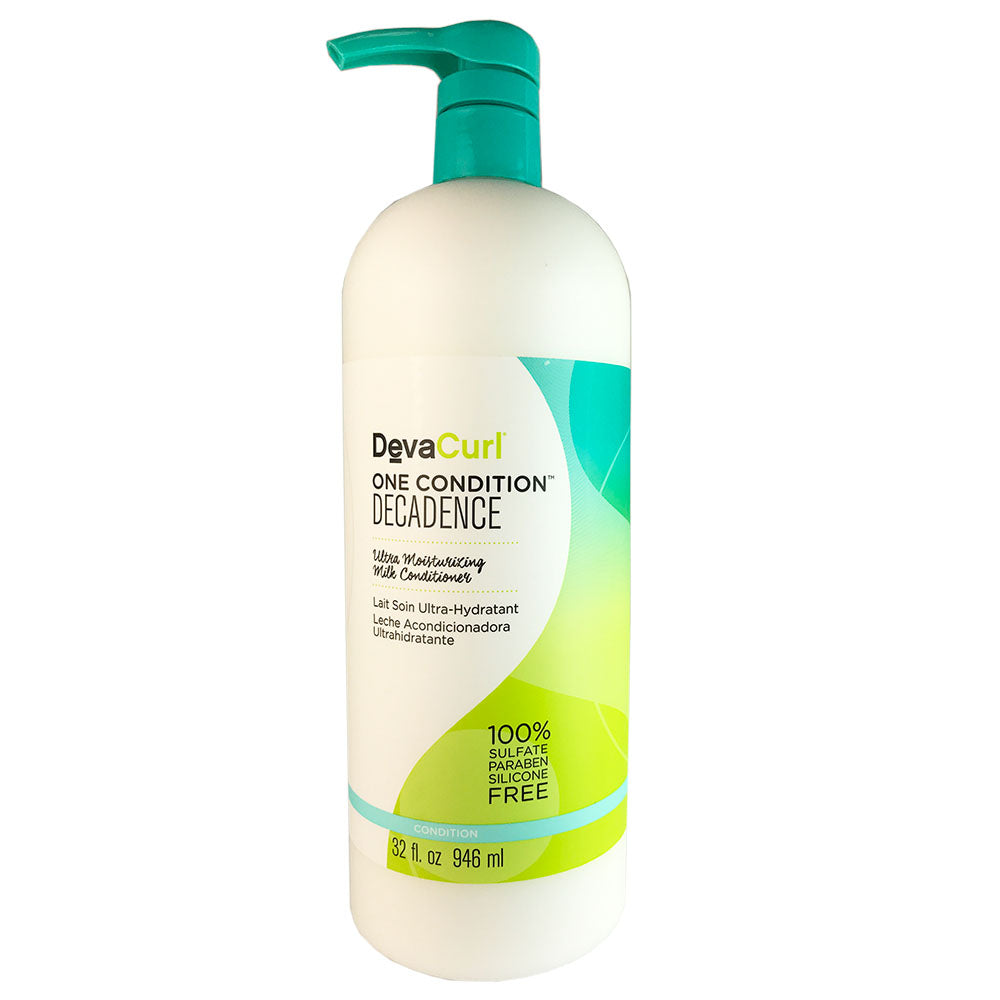 Devacurl One Condition Decadence Ultra Moisturizing Hair Conditioner 32 oz